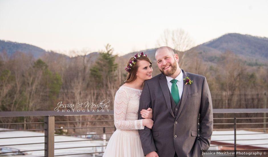 Chris and Lauren's Wedding in Asheville, North Carolina