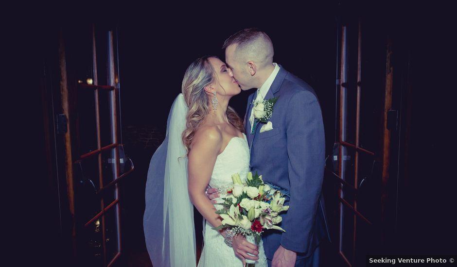 Josh and Michelle's Wedding in Kutztown, Pennsylvania
