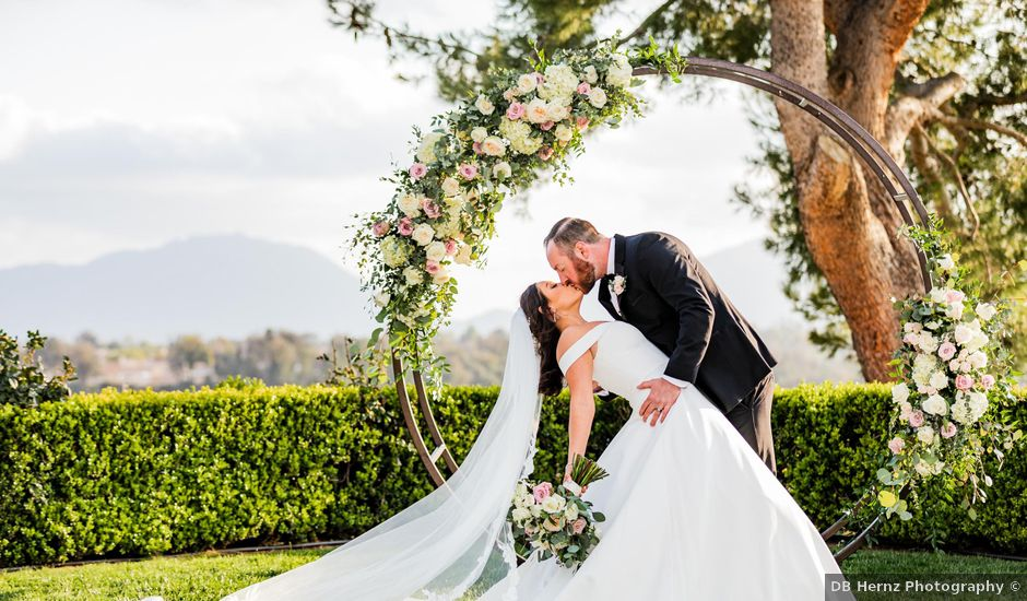 Brad and Aly's Wedding in Temecula, California