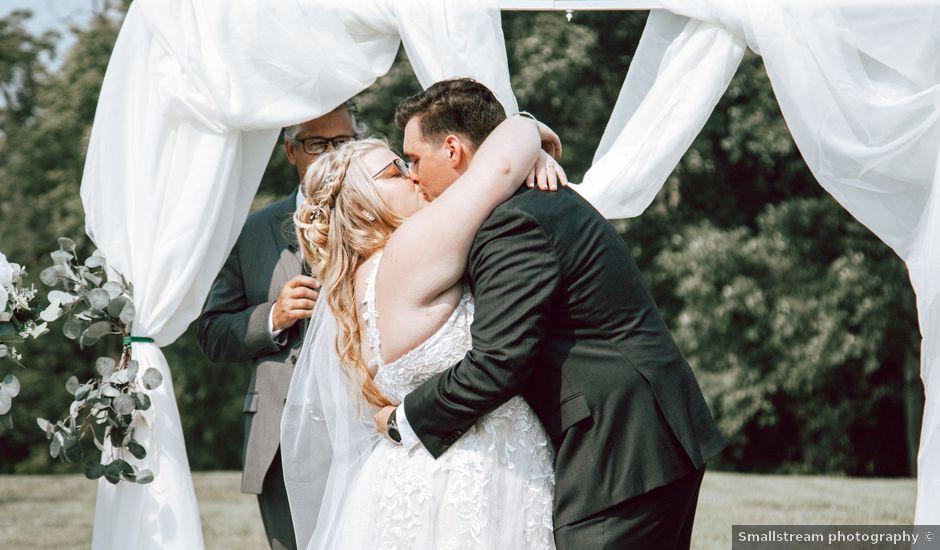 Elizabeth and Jake's Wedding in Grand Rapids, Ohio