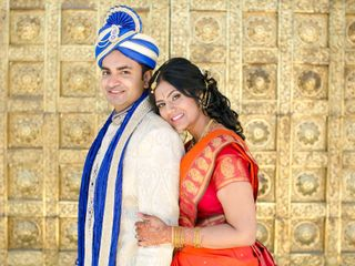 The wedding of Archana and Sarvesh