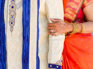 The wedding of Archana and Sarvesh 1