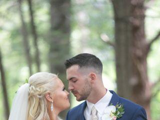 The wedding of Summer and Derek