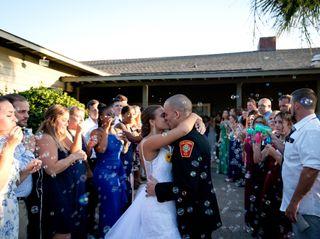 The wedding of Franki and Joseph 1