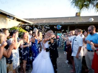 The wedding of Franki and Joseph 2