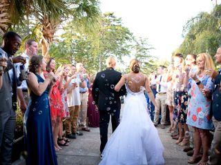 The wedding of Franki and Joseph 3