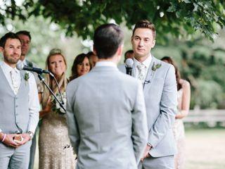 The wedding of Jonathan and Peter 1
