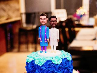 The wedding of Cyle and Ajmal 3