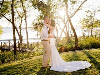 The wedding of Joelle and Jacob