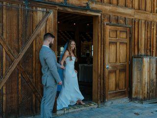 The wedding of Kayla and Stanley 2
