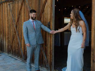 The wedding of Kayla and Stanley 3