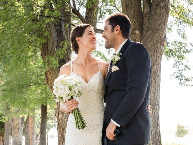 Chris and Kirsten's Wedding in Boulder, Colorado 3
