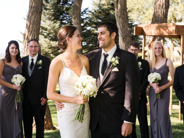 Chris and Kirsten's Wedding in Boulder, Colorado 4