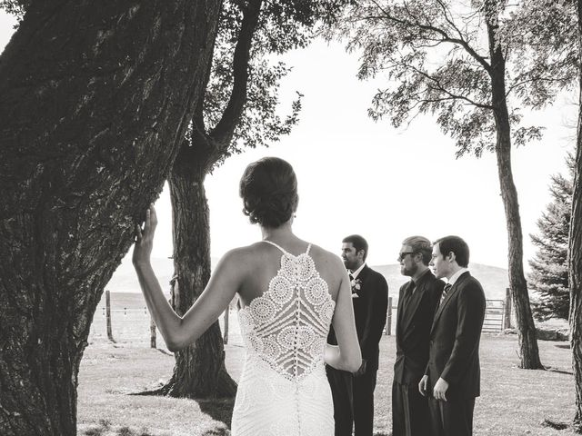 Chris and Kirsten's Wedding in Boulder, Colorado 9