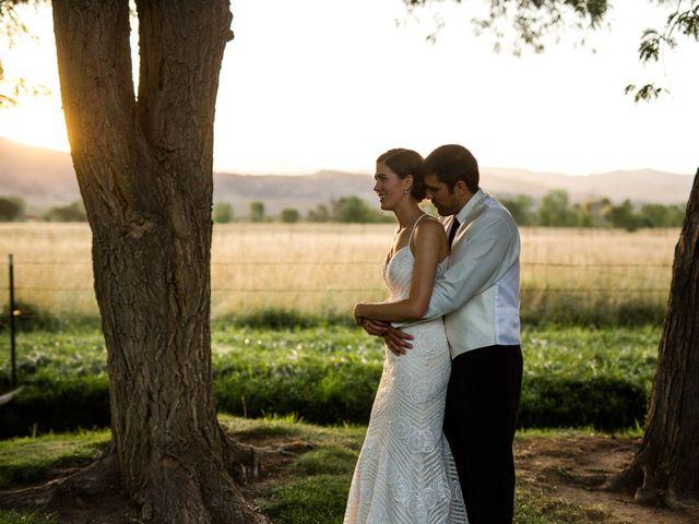 Chris and Kirsten's Wedding in Boulder, Colorado 17