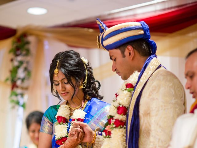 Sarvesh and Archana's Wedding in Saint Paul, Minnesota 16