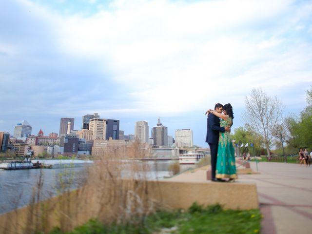 Sarvesh and Archana's Wedding in Saint Paul, Minnesota 39