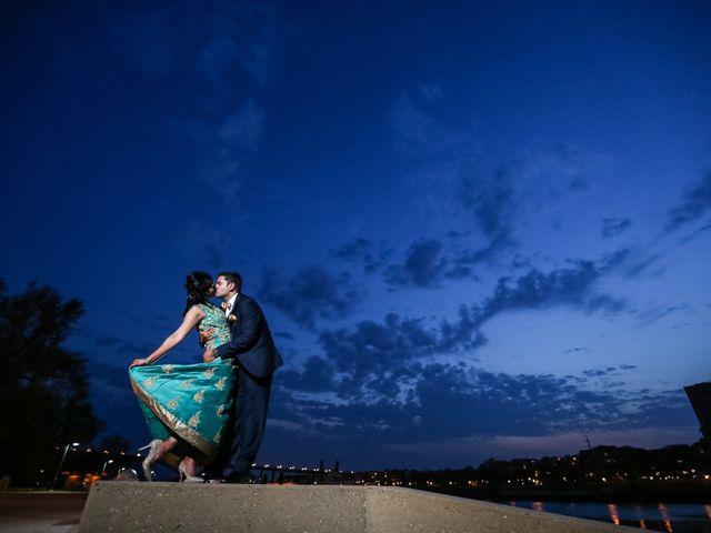 Sarvesh and Archana's Wedding in Saint Paul, Minnesota 2