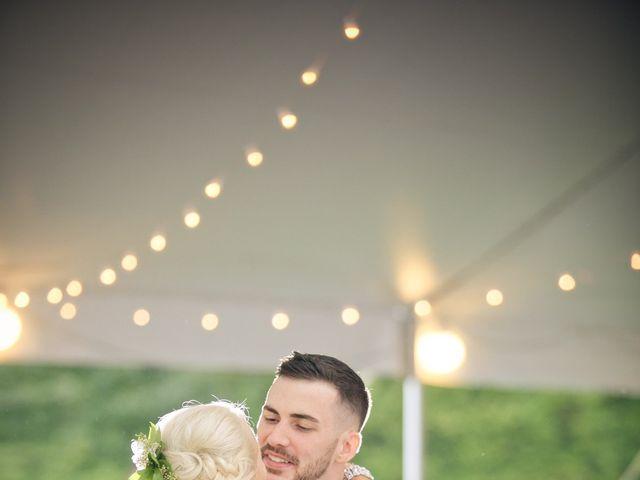 Derek and Summer's Wedding in Hico, West Virginia 13