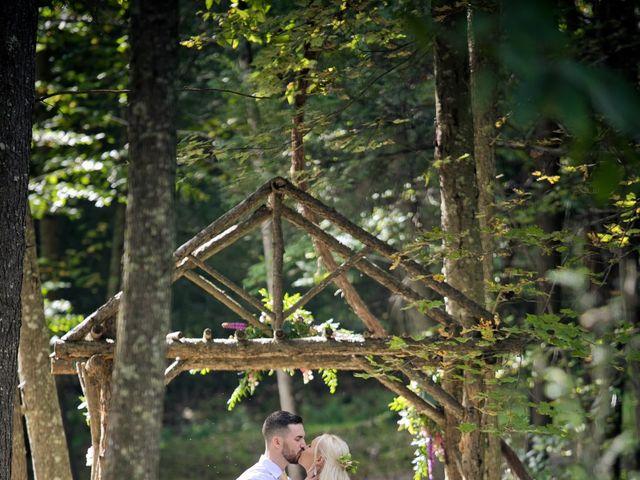 Derek and Summer's Wedding in Hico, West Virginia 15