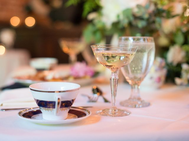 Aaron and Kara's Wedding in Mount Pocono, Pennsylvania 1
