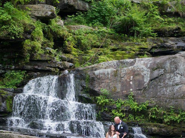Aaron and Kara's Wedding in Mount Pocono, Pennsylvania 7