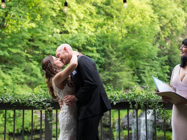 Aaron and Kara's Wedding in Mount Pocono, Pennsylvania 9