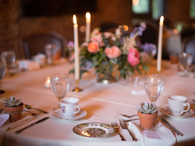 Aaron and Kara's Wedding in Mount Pocono, Pennsylvania 10