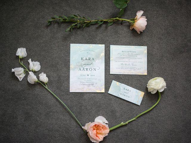 Aaron and Kara's Wedding in Mount Pocono, Pennsylvania 19