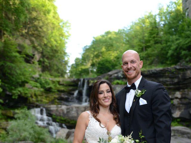 Aaron and Kara's Wedding in Mount Pocono, Pennsylvania 21