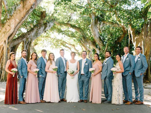 Pat and Paige's Wedding in Boca Grande, Florida 11