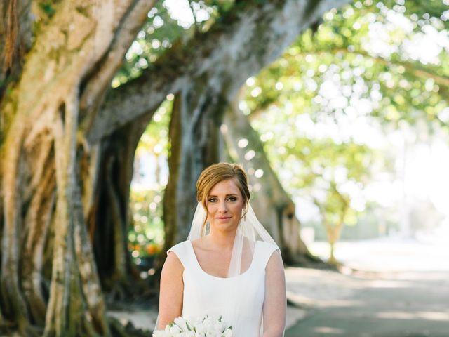 Pat and Paige's Wedding in Boca Grande, Florida 12