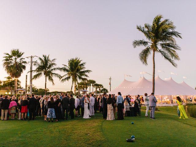 Pat and Paige's Wedding in Boca Grande, Florida 17
