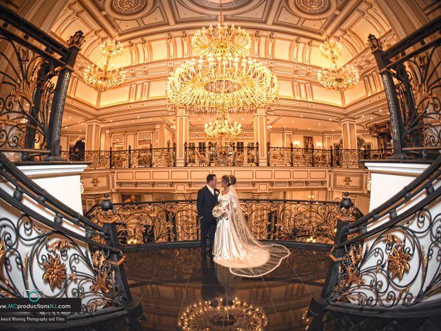 Joe and Antoniette's Wedding in Pompton Plains, New Jersey 1