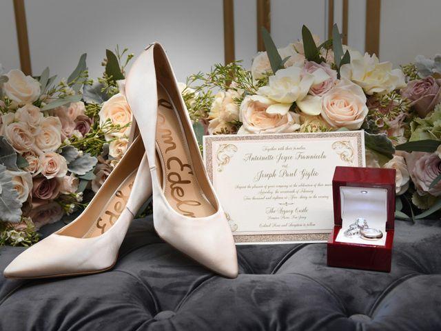 Joe and Antoniette's Wedding in Pompton Plains, New Jersey 4