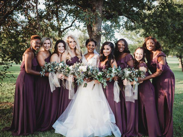 Bill Repavich and Rachel Runnels's Wedding in Washington, Oklahoma 2