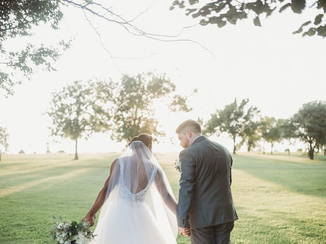 Bill Repavich and Rachel Runnels's Wedding in Washington, Oklahoma 6