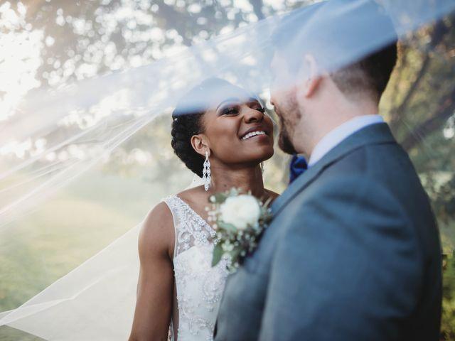 Bill Repavich and Rachel Runnels's Wedding in Washington, Oklahoma 8