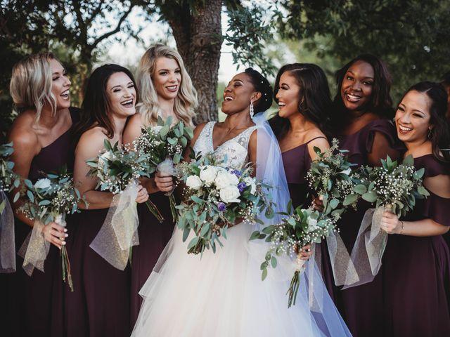 Bill Repavich and Rachel Runnels's Wedding in Washington, Oklahoma 14