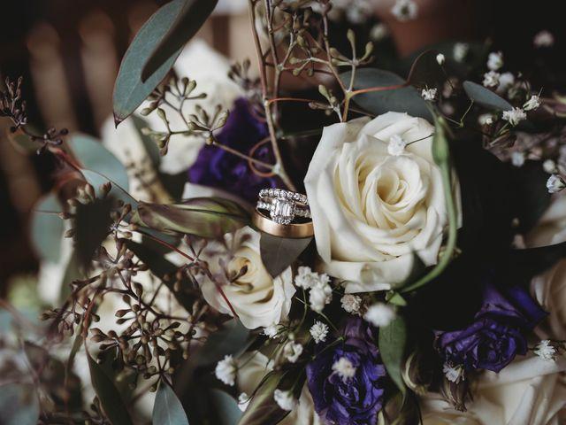 Bill Repavich and Rachel Runnels's Wedding in Washington, Oklahoma 16