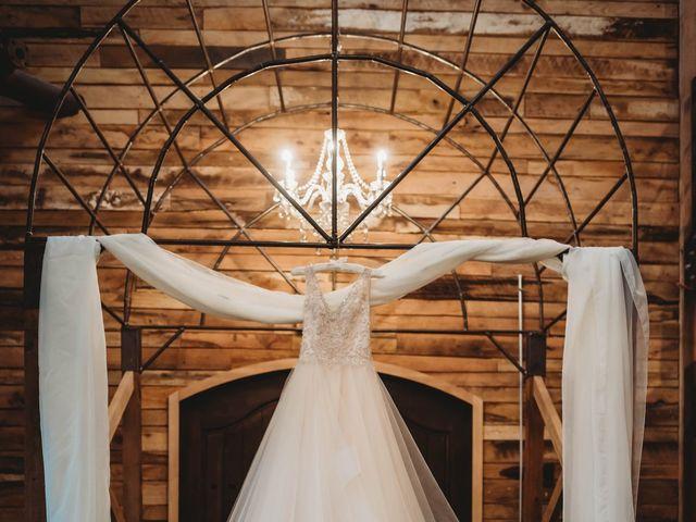 Bill Repavich and Rachel Runnels's Wedding in Washington, Oklahoma 19