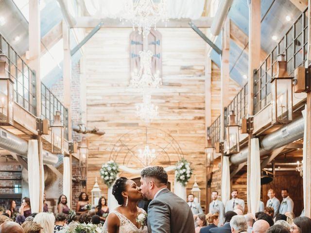 Bill Repavich and Rachel Runnels's Wedding in Washington, Oklahoma 26