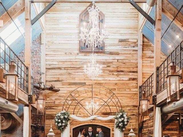 Bill Repavich and Rachel Runnels's Wedding in Washington, Oklahoma 27