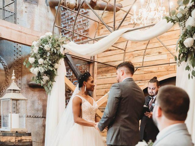 Bill Repavich and Rachel Runnels's Wedding in Washington, Oklahoma 29