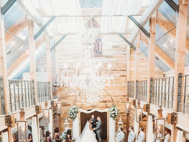 Bill Repavich and Rachel Runnels's Wedding in Washington, Oklahoma 30