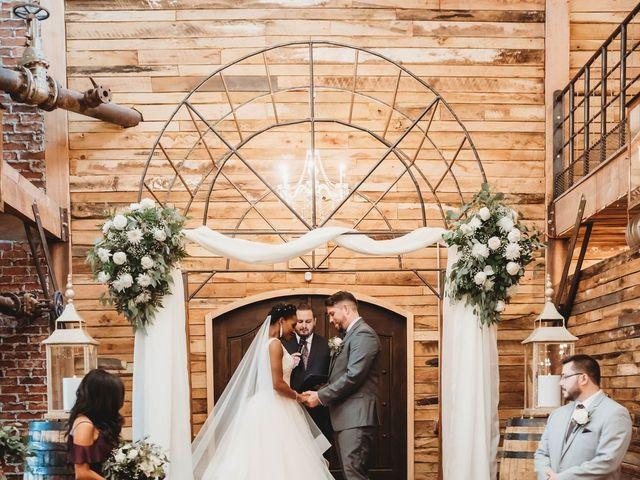 Bill Repavich and Rachel Runnels's Wedding in Washington, Oklahoma 32