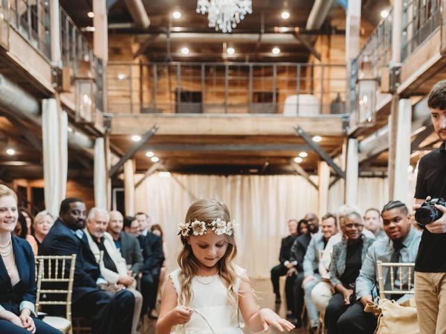 Bill Repavich and Rachel Runnels's Wedding in Washington, Oklahoma 33