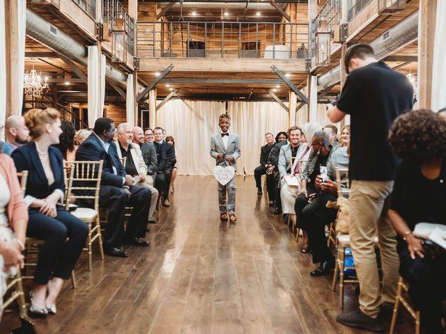 Bill Repavich and Rachel Runnels's Wedding in Washington, Oklahoma 34