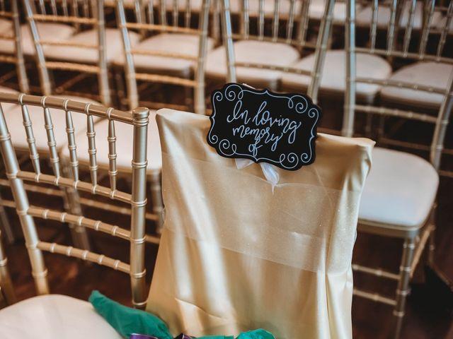 Bill Repavich and Rachel Runnels's Wedding in Washington, Oklahoma 35