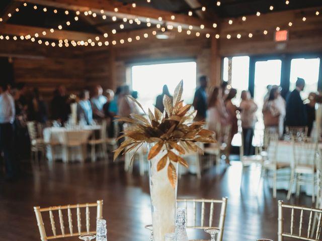 Bill Repavich and Rachel Runnels's Wedding in Washington, Oklahoma 36